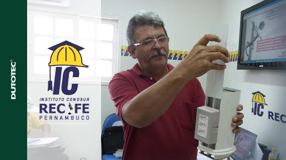 Parceria Dutotec e Instituto Conosur em Recife