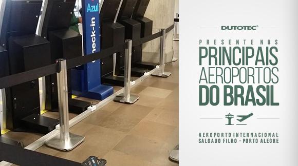 dutotec presente aeroportos salgado filho porto alegre