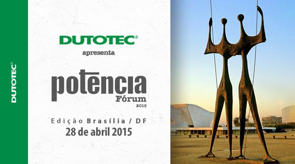 forum potencia Brasilia